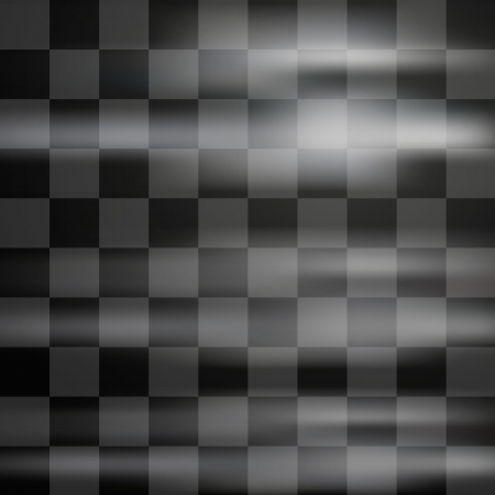 Abstract racing checkered background Stock Vector - 18697839