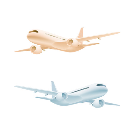Aircraft.  向量圖像