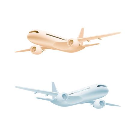 Aircraft.  Illustration