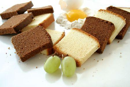cake & grape photo