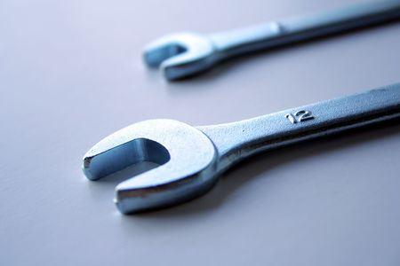 Tow Tool Wrenches Stock Photo - 543865