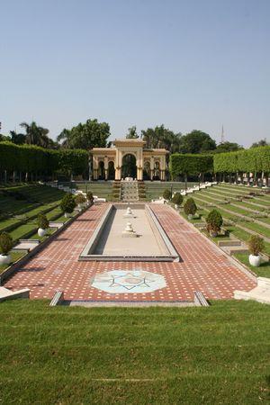 andalusien: Andalusien Garden in Kairo  Lizenzfreie Bilder