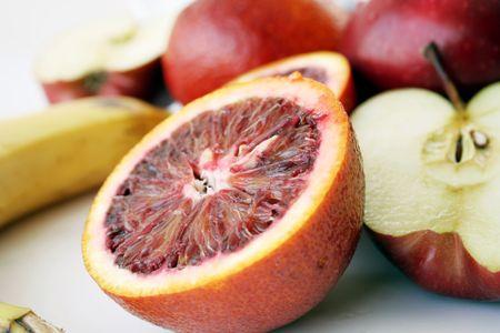 andamp: Oranges, Apples andamp,amp, Banana Stock Photo
