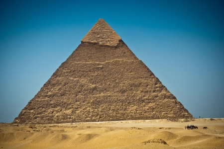 giza: Great Pyramid of Giza, Egypt
