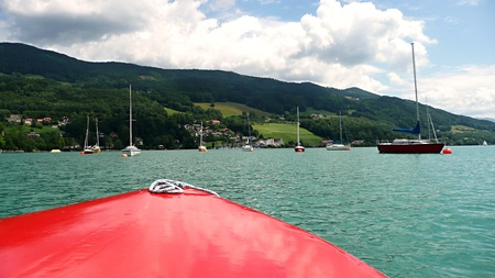 View from the boat Stock Photo - 9277678