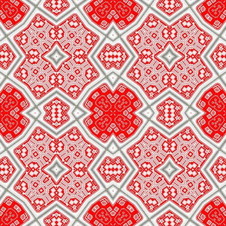 background kaleidoscope: Abstract red seamless background. Kaleidoscope background.