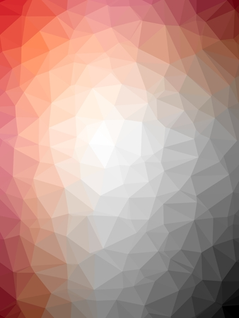 triangular: Abstract colorful triangular or polygonal background.