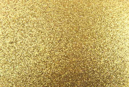 texture of a shiny golden background for festive decorations
