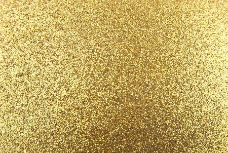 Trama di uno sfondo dorato lucido per decorazioni festive Archivio Fotografico - 91381186