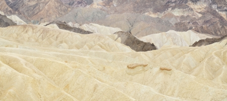 USA - Zabriskie Point in Death Valley photo