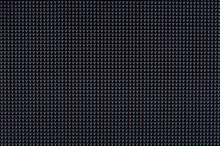 RGB LED screen panel texture