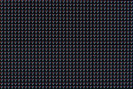 green screen: RGB LED screen panel texture
