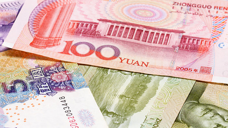 yuan: Yuan bank notes business background