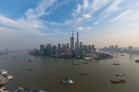 publicidad exterior: shanghai