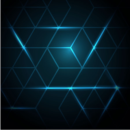 blue backgrounds: abstract blue lights backgrounds Illustration