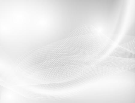 phosphorescence: Silver abstract vector background