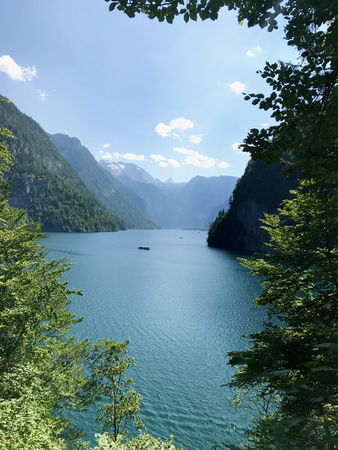 beautiful vista in austria Фото со стока - 122995128