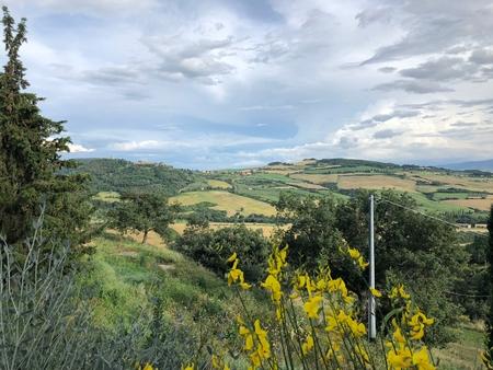 Beautiful Tuscan countryside