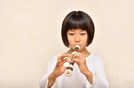 Whistling girl