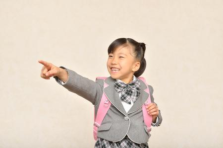 upper school: Elementary School first grade girls