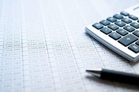 Sales Materials (Numbers) Calculators and Ballpoint Pens