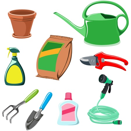 gardening tools: gardening equipment