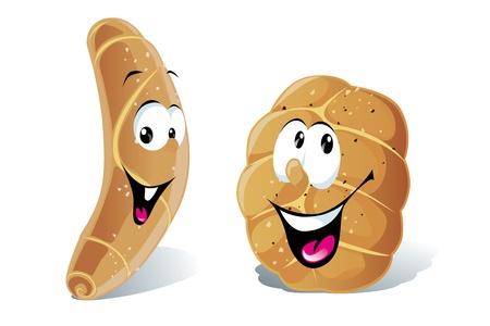 produits céréaliers: rouleau de pâte