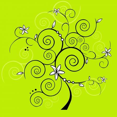 design tree Vector