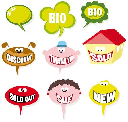 many thanks: bubbles speech