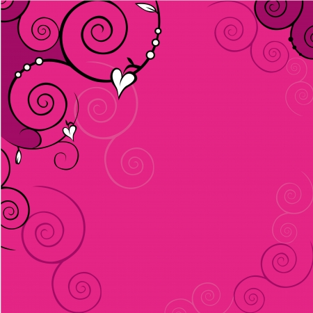valentine background  Stock Vector - 14983604
