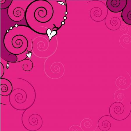 valentine background Stock Vector - 14983604