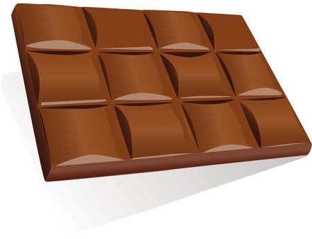 chocolate bar Stock Vector - 14983578
