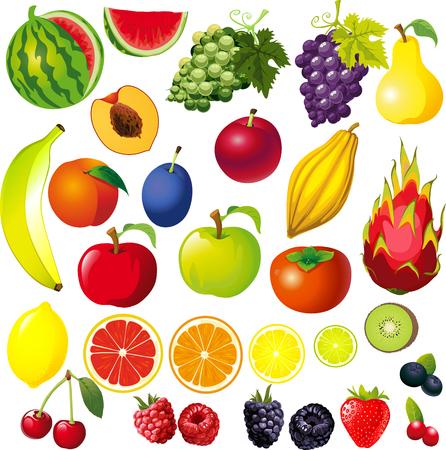 Fruit  Big Collection Mix