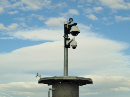 meteorological: meteorological station , south Bohemia   Czech Republic