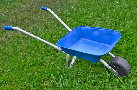 childrens toy, building wheelbarrow, southern Bohemia, czech republic
