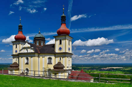 Church of Our Lady of Consolation is a Roman Catholic parish church in Dobra Voda near New Castle, Czech Republic