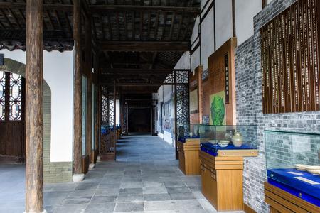 pu: Fengjing, Shanghai Jin Pu mansion