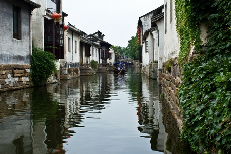 zhouzhuang: Suzhou Zhouzhuang Stock Photo