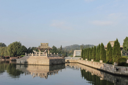da: Zhejiang Shaoxing da Yu mausoleum