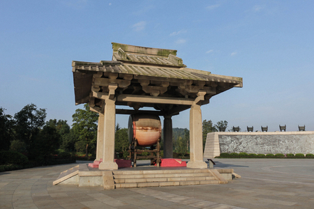 mausoleum: Zhejiang Shaoxing da Yu mausoleum