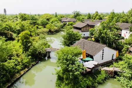 wetland: Zhejiang Hangzhou xixi wetland landscape