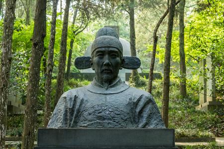 tomb: Nanjing Yuhuatai Fang tomb