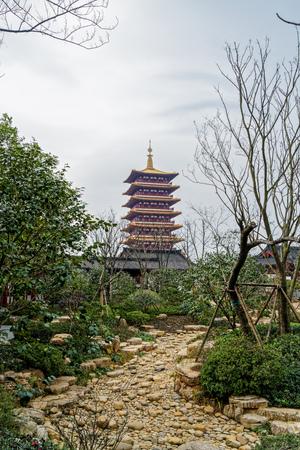 Nanjing NIUSHOUSHAN Stock Photo