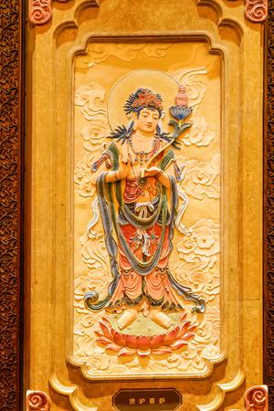 Nanjing Niushou Palace of the Earth