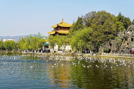 Kunming Daguanlou Park, Yunnan Editorial