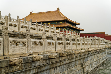 The Imperial Palace in Beijing Editorial
