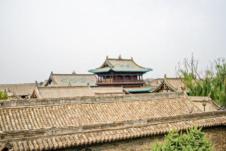Pingyao County in Shanxi County