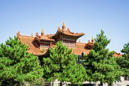 Shanxi Datong fahua Temple