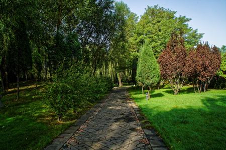 Garden in Jinzhong, Shanxi
