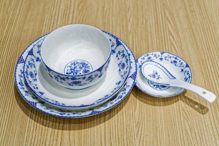 tableware Foto de archivo